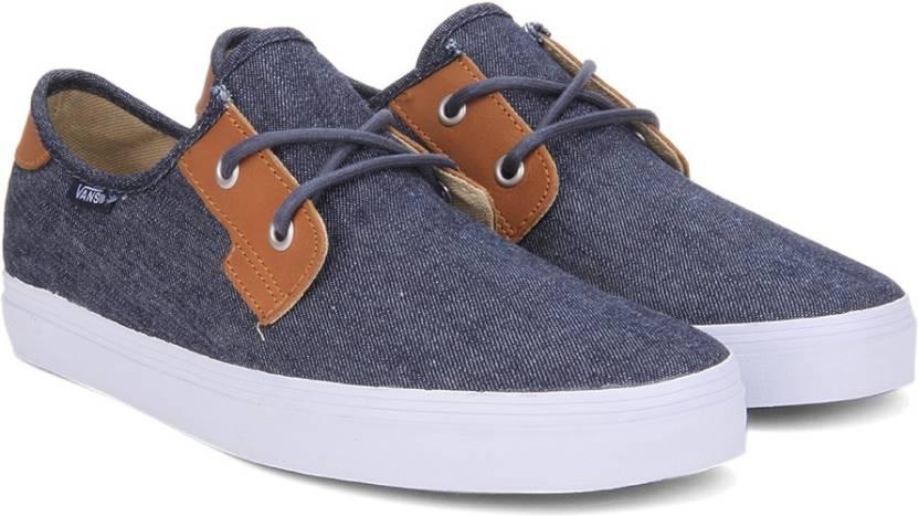 9eb71d8bee Vans Michoacan SF Sneakers For Men - Buy Blue Color Vans Michoacan ...