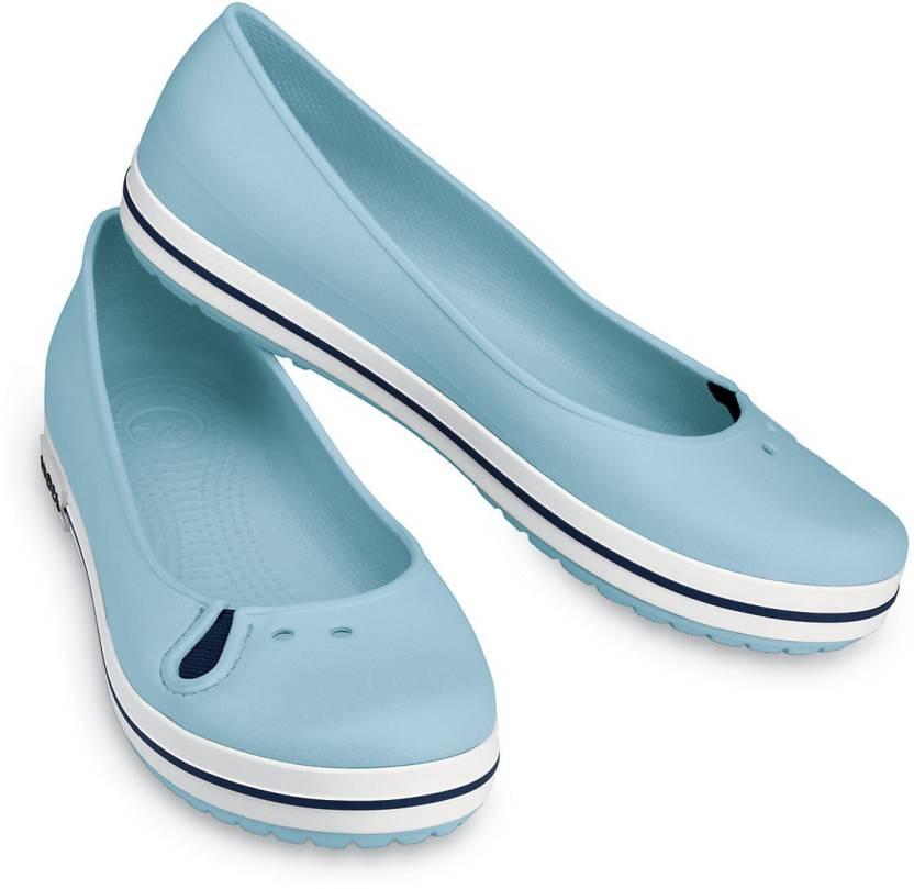 287dc5775087ae Crocs Crocband Flat Casuals For Women - Buy 11072-426 Color Crocs ...