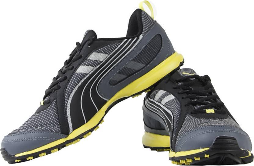 fbb773664874 Puma Sienna DP Running Shoes For Men - Buy Black   Turbulence Color ...