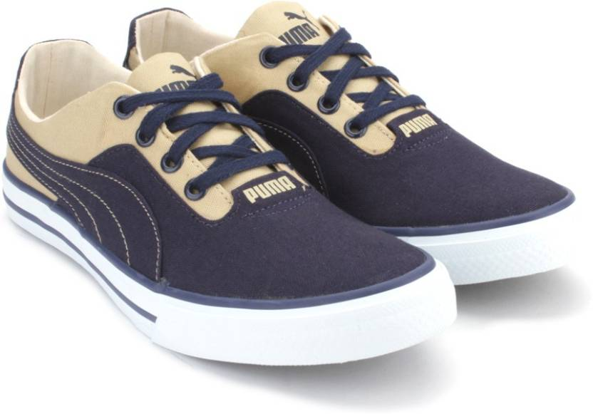 4657b09ea5e0c Puma Nestor Plus DP Closed Shoes For Women - Buy peacoat-pale khaki ...