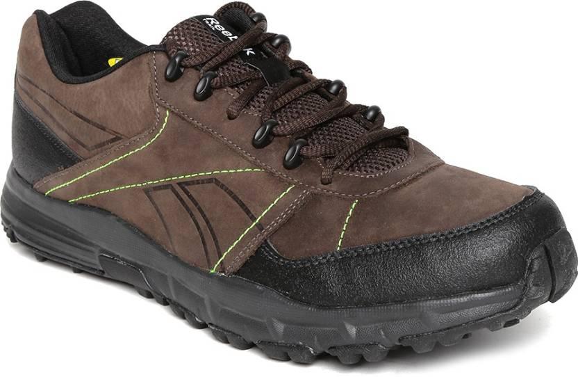 b8a521fc4d0458 REEBOK Hiking   Trekking Shoes For Men - Buy Brown Color REEBOK ...