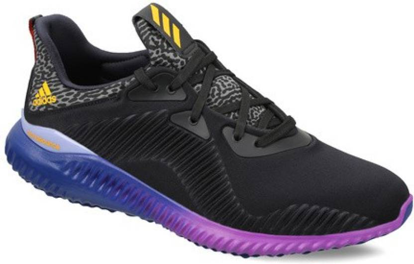 online store 81334 2a7be ADIDAS ALPHABOUNCE M Running Shoes For Men (Multicolor)