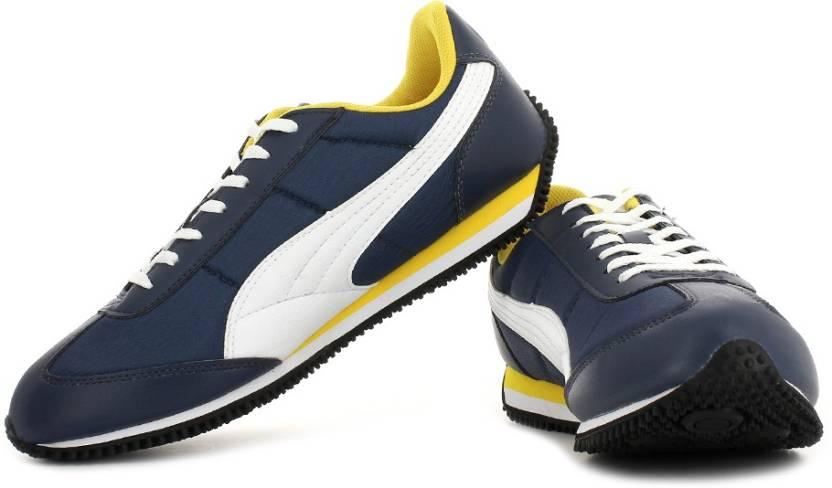 75172db33c33 Puma Speeder Tetron II DP Sneakers For Men - Buy Peacoat