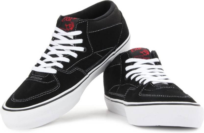 Vans Half Cab Pro Sneakers For Men - Buy Black d95009dbe
