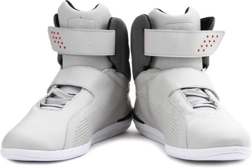 Puma Gigante Mid AC 1.2 SF Mid Ankle Sneakers For Men - Buy gray ... b06bf39f0f