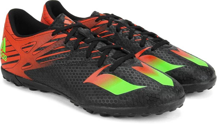 56fd13715bc44 ADIDAS MESSI 15.4 TF Football Shoes For Men - Buy Cblack