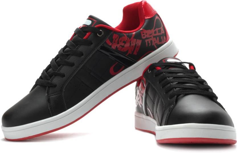 89c5f3cd43f6 Fila Flow Ii Sneakers For Men - Buy Black