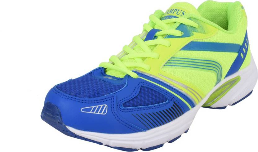 13d8e0a2e83714 Campus ANTRO Running Shoes For Men - Buy Blue Color Campus ANTRO ...