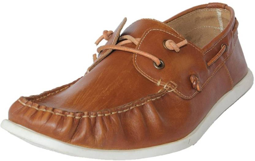 48a0cbaf631 Anyone Sports Casual Driving Shoes For Men - Buy Tan Color Anyone ...
