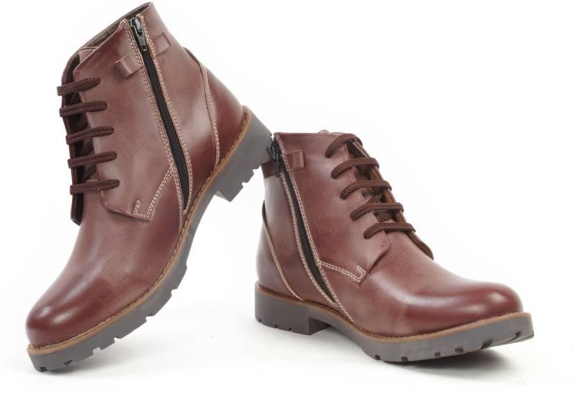 f84fcfff565 Bacca Bucci Highgate Boots For Men