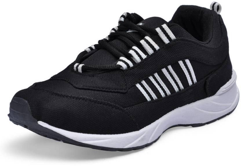 Lancer Men JJ-MATTY Black Walking Shoes For Men - Buy Black Color ... 0842063a5