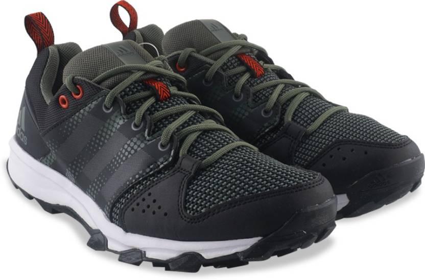 new concept 01e36 f461e ADIDAS GALAXY TRAIL M Running Shoes For Men (Black)
