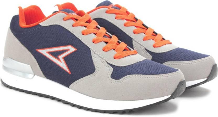 46767e1cd305 Power by Bata Aviator Running Shoes For Men - Buy White Color Power ...