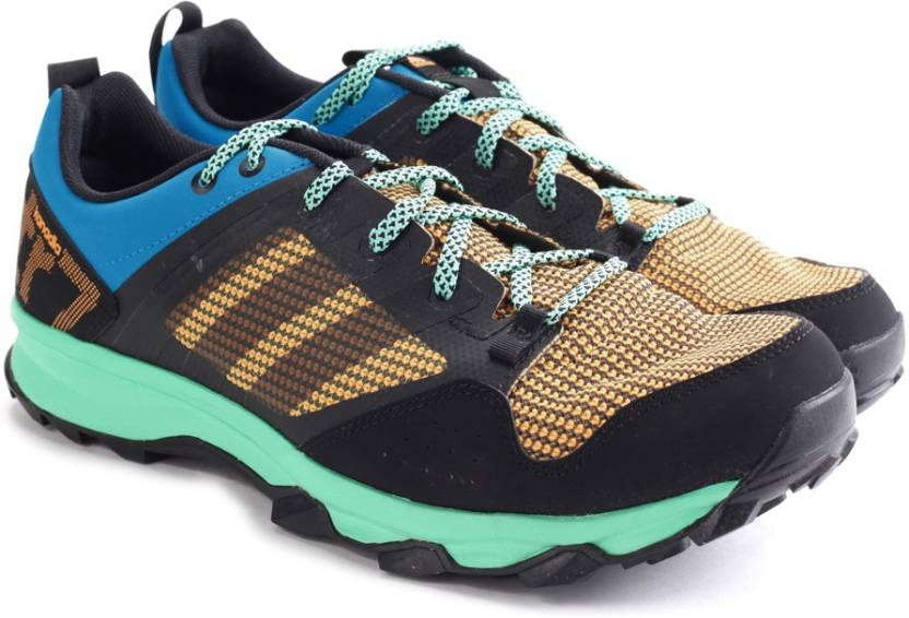 new arrival fedea c603c ADIDAS KANADIA 7 TR M Men Running Shoes For Men (Black, Blue, Green)