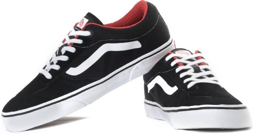 40b1bc6a2bc360 Vans Rowley Pro Lite Sneakers For Men - Buy Black