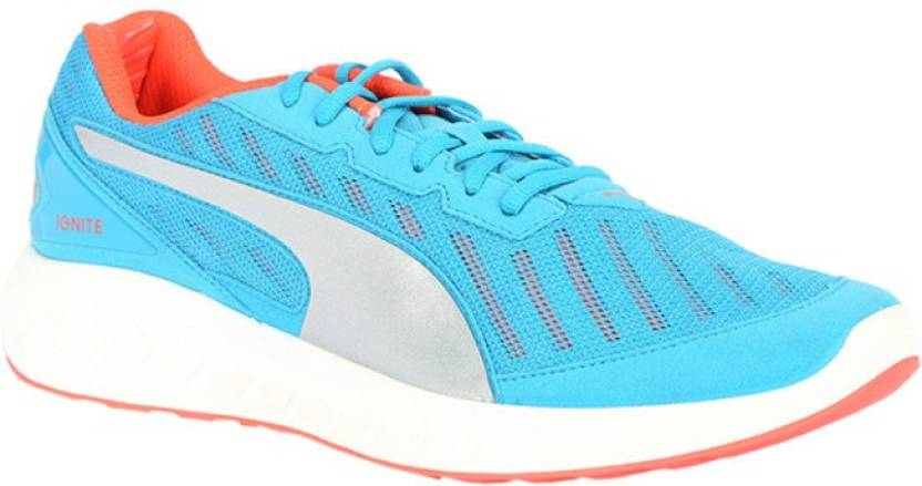 Puma IGNITE Ultimate Running Shoes For Men - Buy Atomic Blue Color ... 6d9c795f1
