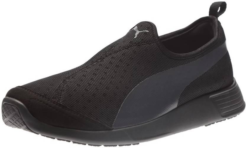 6e3e735896a849 Puma ST Trainer Evo Slip-on Running Shoes For Men - Buy Puma Black ...