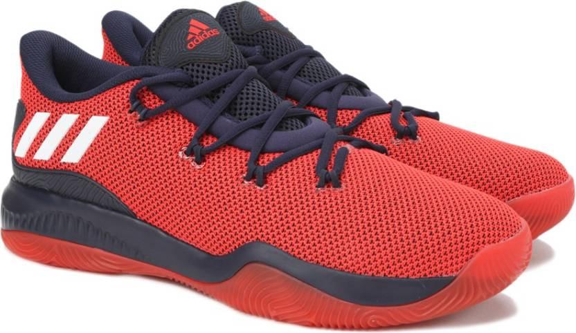 2769edfa9fb0 ADIDAS CRAZY FIRE Basketball Shoes For Men - Buy DANASL REDSLD ...
