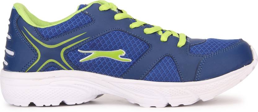 Minimum 40% Off On Men's Footwear On Best Brands By Flipkart   Slazenger Duece Running Shoes @ Rs.999