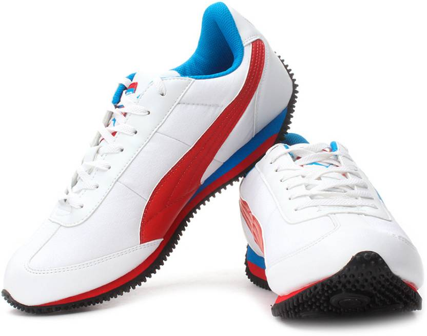 4a5f1829f900 Puma Speeder Tetron Sneakers For Men - Buy White