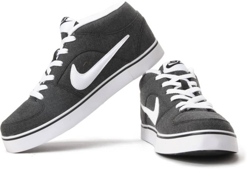 5a7eaf5d Nike Liteforce Mid Mid Ankle Sneakers For Men - Buy Black, White ...
