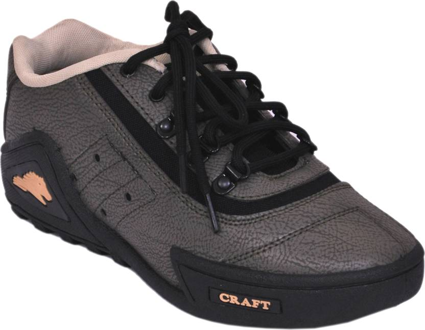 Nuke Woodcraft Solid Grace Outdoor Shoes Casuals For Men