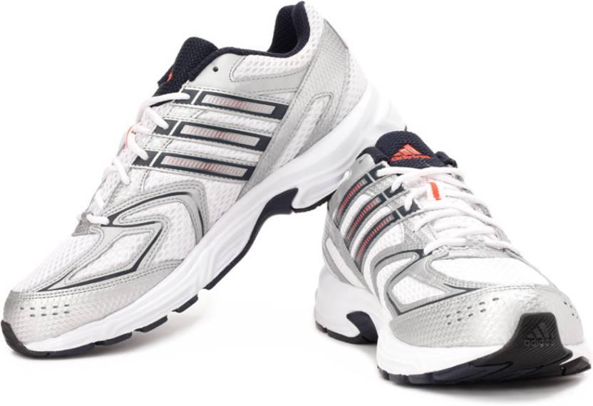 adidas zebulon m running schuhe für männer kaufen weiß, navy, silber