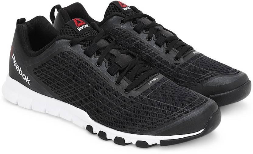 de67d3becba REEBOK EVERCHILL TRAIN Men Training   Gym Shoes For Men - Buy BLACK ...