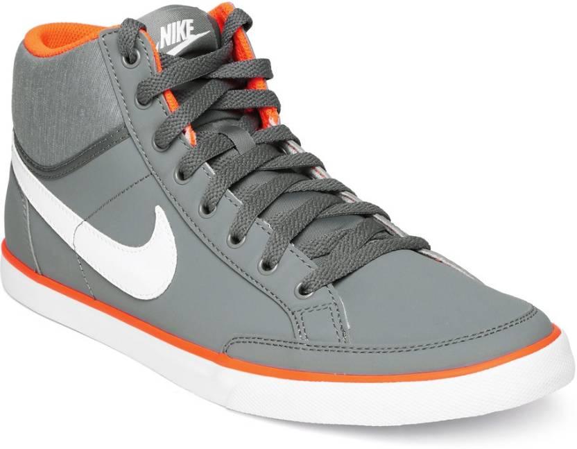 1de578bfa Nike Sneakers For Men - Buy Cool Grey White-Total Orange Color Nike ...