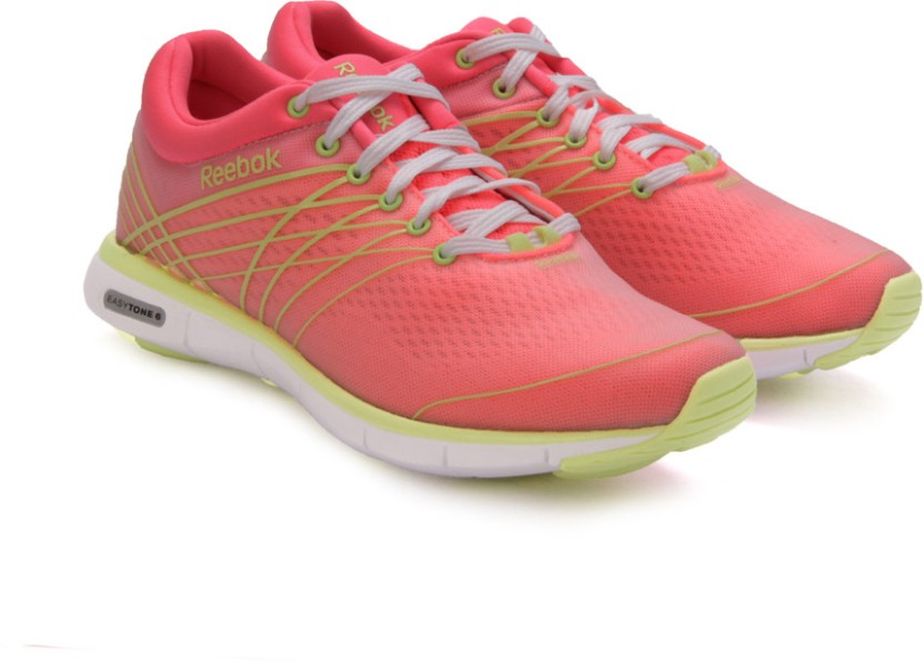 finest selection e6e07 37ee8 ... white grey pink 46f5f 41660  reduced reebok easytone 6 fly running shoes  for women 05a51 9966f
