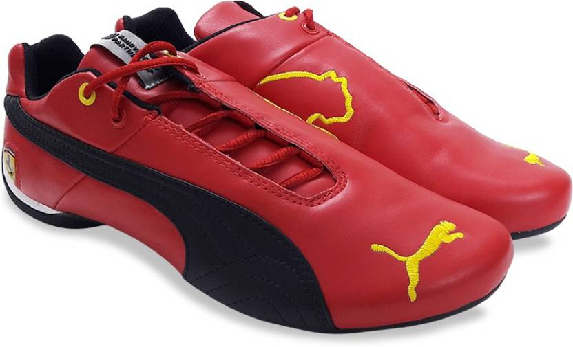 81aff8ee4912 Puma Ferrari Future Cat Leather SF -10- Sneakers For Men - Buy rosso ...