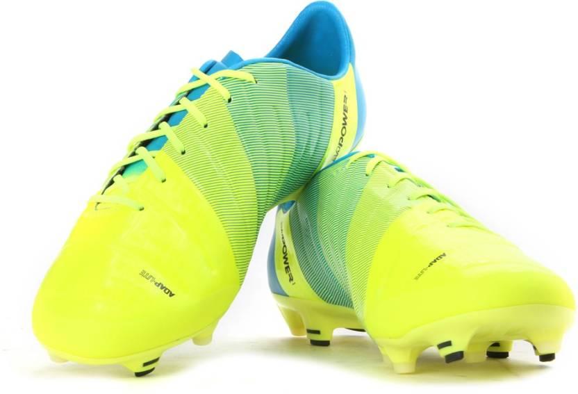 3f3e8f00d94e Puma evoPOWER 1.3 FG Men Football Studs For Men - Buy safety yellow ...