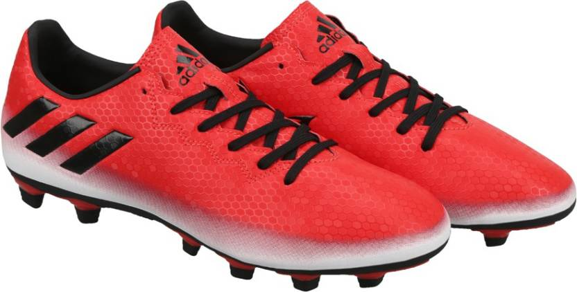 special section utterly stylish buy cheap Adidas MESSI 16.4 FXG Football Shoes For Men - Buy RED/CBLACK ...