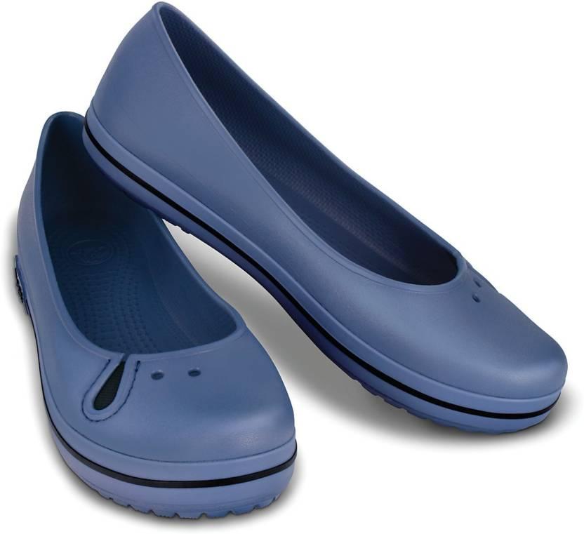 d78136bb0bf0c0 Crocs Crocband Flat Casuals For Women - Buy 11072-402 Color Crocs ...