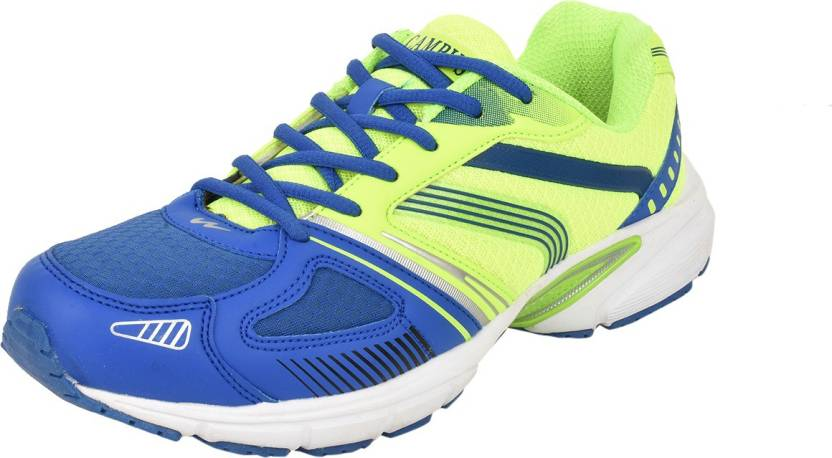 207537ca843e82 Campus ANTRO Running Shoes For Men - Buy Blue-Green Color Campus ...