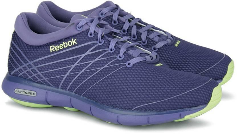 793bd8917d REEBOK Easytone 6 Fly Running Shoes For Women - Buy Violet