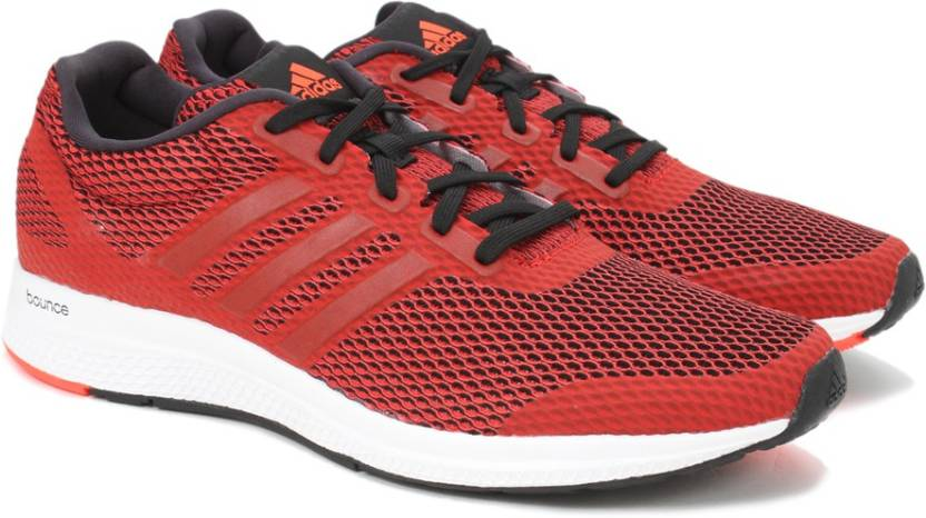 c01abec066cf37 ADIDAS MANA BOUNCE M Running Shoes For Men - Buy SCARLE CBLACK ...