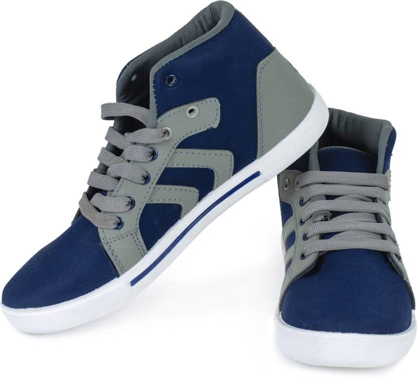 30-60% Off On Men's Footwear By Flipkart | Bersache COMBO-347+417+114 Casuals  (Multicolor) @ Rs.799