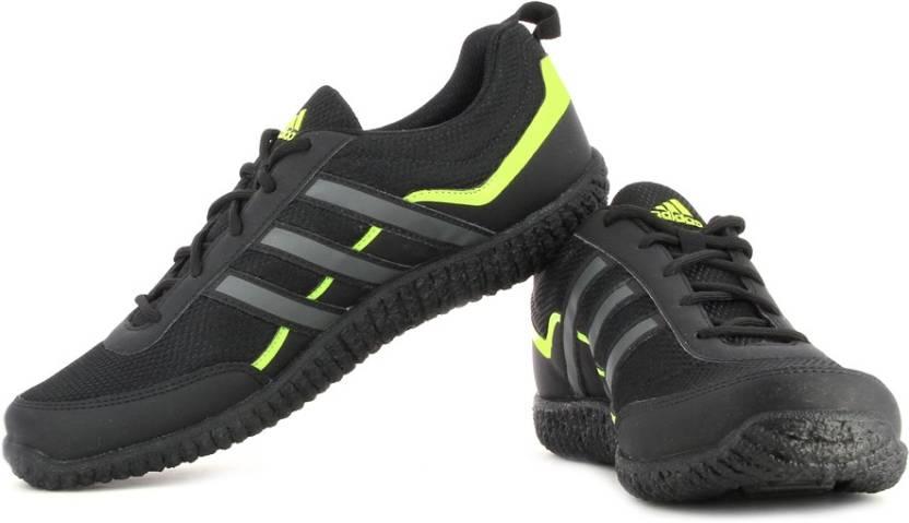 Adidas Gli Voltron Maglie All'aperto Per Gli Adidas Uomini Comprano Scarpe Nere, Metsil 8f75db