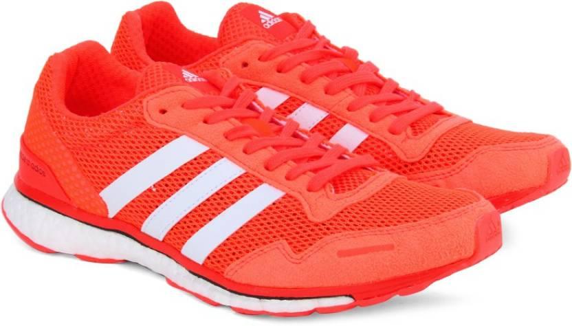 c81332587c8 ADIDAS ADIZERO ADIOS 3 W Running Shoes For Women - Buy SOLRED FTWWHT ...