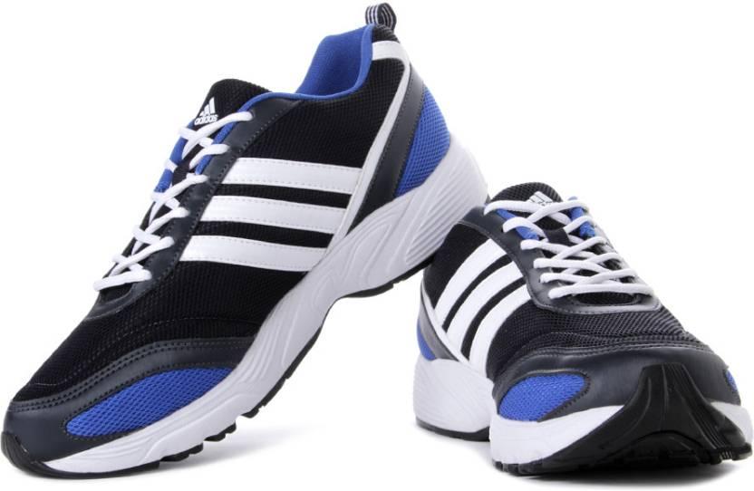 Adidas Imba M Uomini Scarpe Da Corsa Per Gli Uomini Comprano Ntnavy, Bianco, Blubea