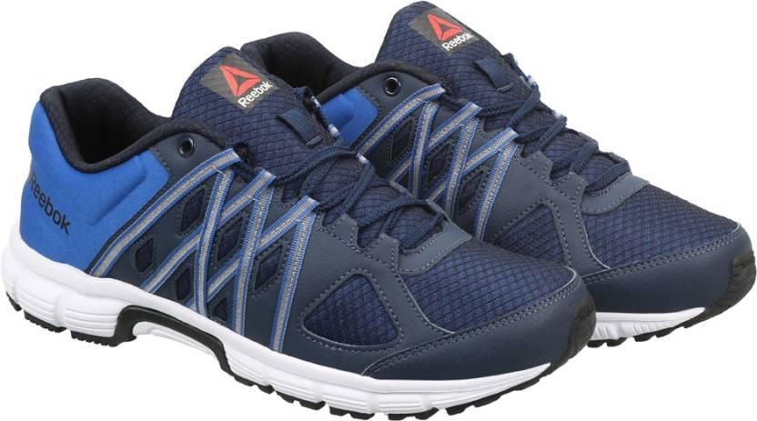 REEBOK METEORIC RUN Running Shoes For Men - Buy NAVY AWSM BLUE BLK ... 72c6673c5