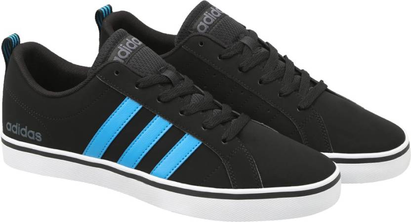 new concept 0514a b2e89 ADIDAS NEO VS PACE Sneakers For Men (Black)