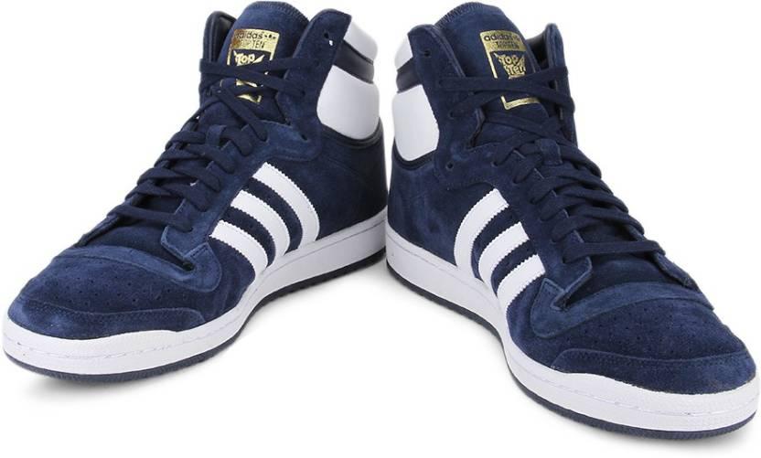 1626e617aade3 ADIDAS ORIGINALS TOP TEN HI Men Sneakers For Men - Buy CONAVY FTWWHT ...