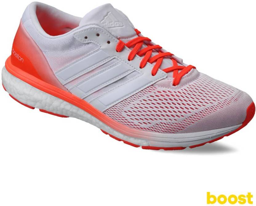 76e38cd82 ADIDAS ADIZERO BOSTON 6 M Running Shoes For Men - Buy FTWWHT/FTWWHT ...