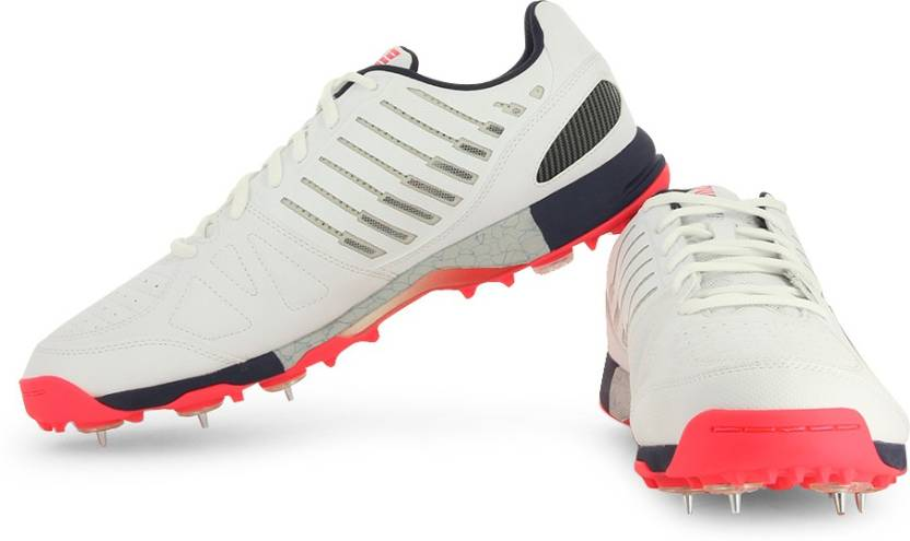 0398b52914b2 Puma evoSPEED Cricket Spike 1.3 Cricket Shoes For Men - Buy White ...