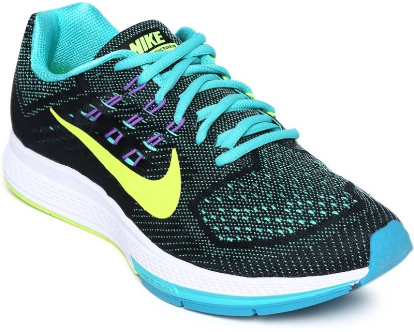 size 40 013a6 5e1a3 Nike W Air Zoom Structure 18 Running Shoes For Women