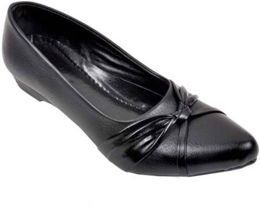 753acd44cd61a Jolly Jolla Flat Pointed Slip On Shoes For Women - Buy Black Color ...