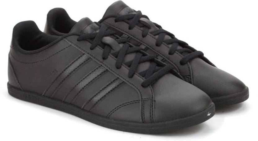 size 40 86fb3 19be5 ADIDAS NEO VS CONEO QT W Sneakers For Women (Black)