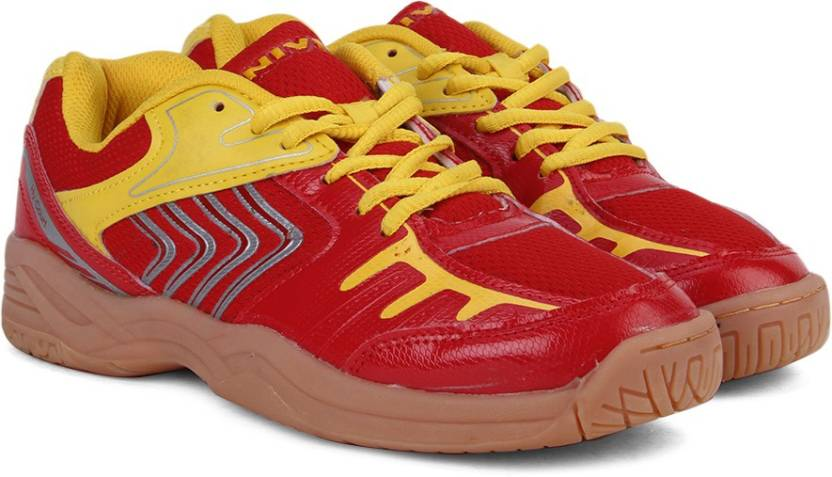 Nivia Hy-court Badminton Shoes